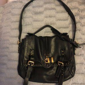 Chloe Shoulder Bag In Color Noir